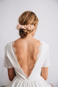 IVORY LACE DANSE DRESS