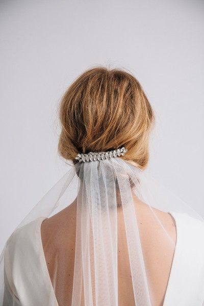 SINGLE LAYER SYLPHIDE VEIL