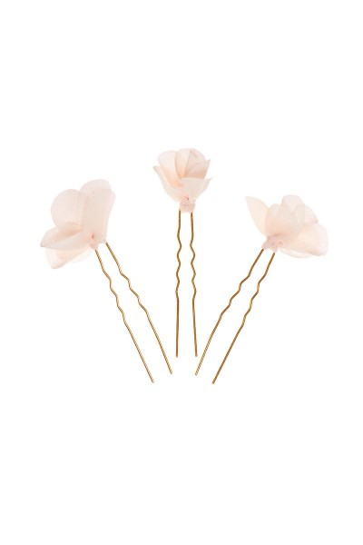 GRACE HAIR PIN PINK PALE