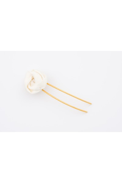 ROME FLOWER HAIRPIN