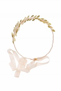 LEAF GOLD GARLAND