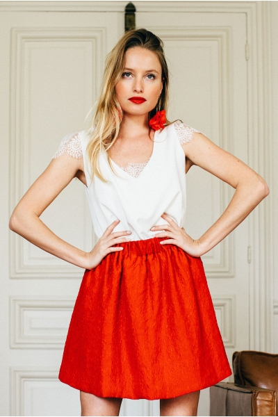 A LA FOLIE SKIRT