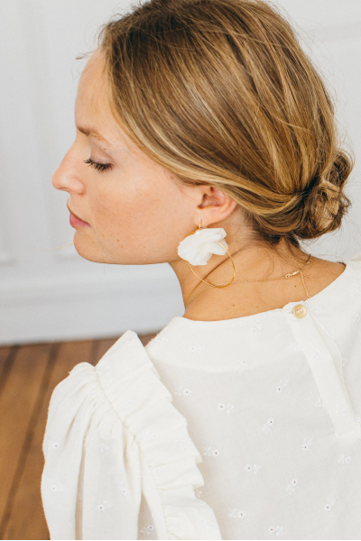 IVORY LEA EARRINGS