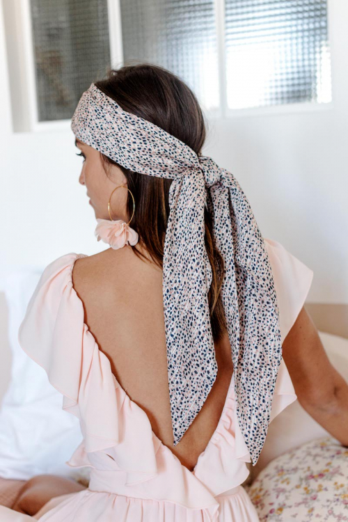 LARGE LEOPOLD SCARF
