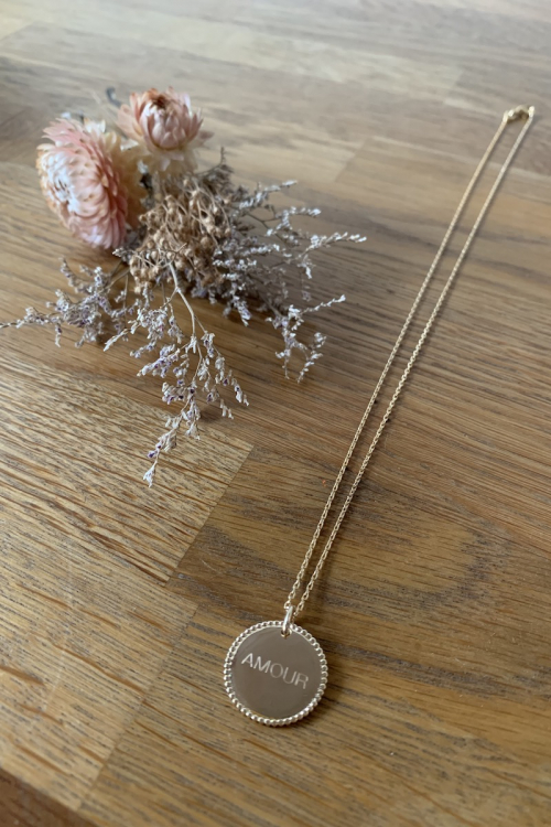 copy of AMOUR NECKLACE