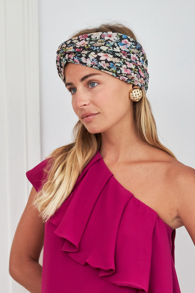 GRAND FOULARD SOLIDAIRE CHARLY